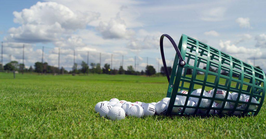 champ de pratique Golf L'Express Rive-Sud