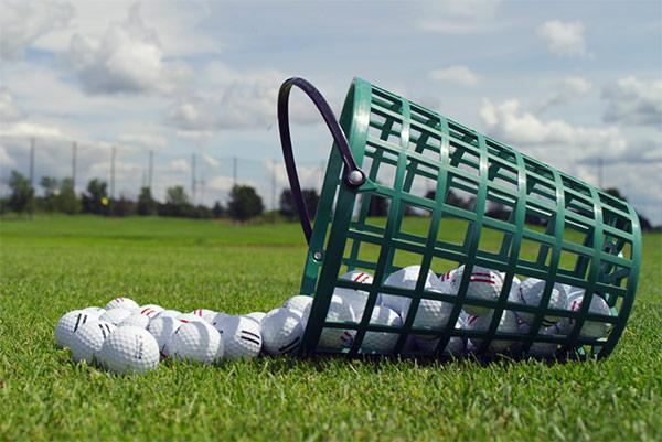 champ de pratique club golf l'express laprairie