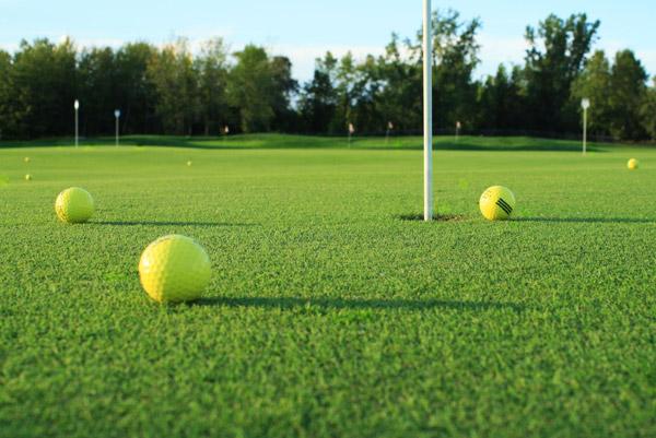 club de golf l'express laprairie jeu court