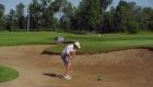 aires de pratique jeu court Golf L'express