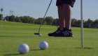 jeu d'approche Golf L'Express